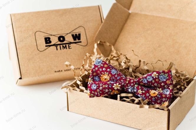 Как упаковать галстук в коробку